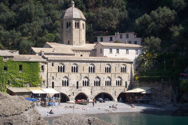 CAMOGLI-ABBEY